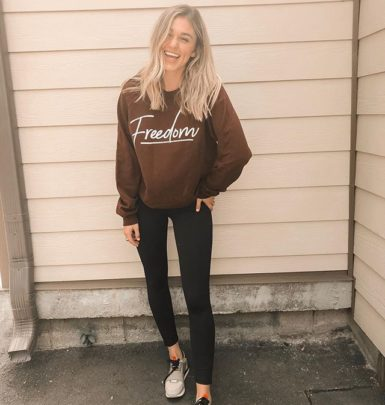 Sadie Robertson biography