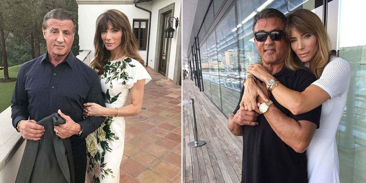 Sylvester Stallone family: wife, ex-wives, kids, parents ...