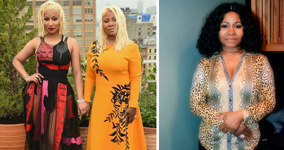 Carol Maraj mother Nicki Minaj