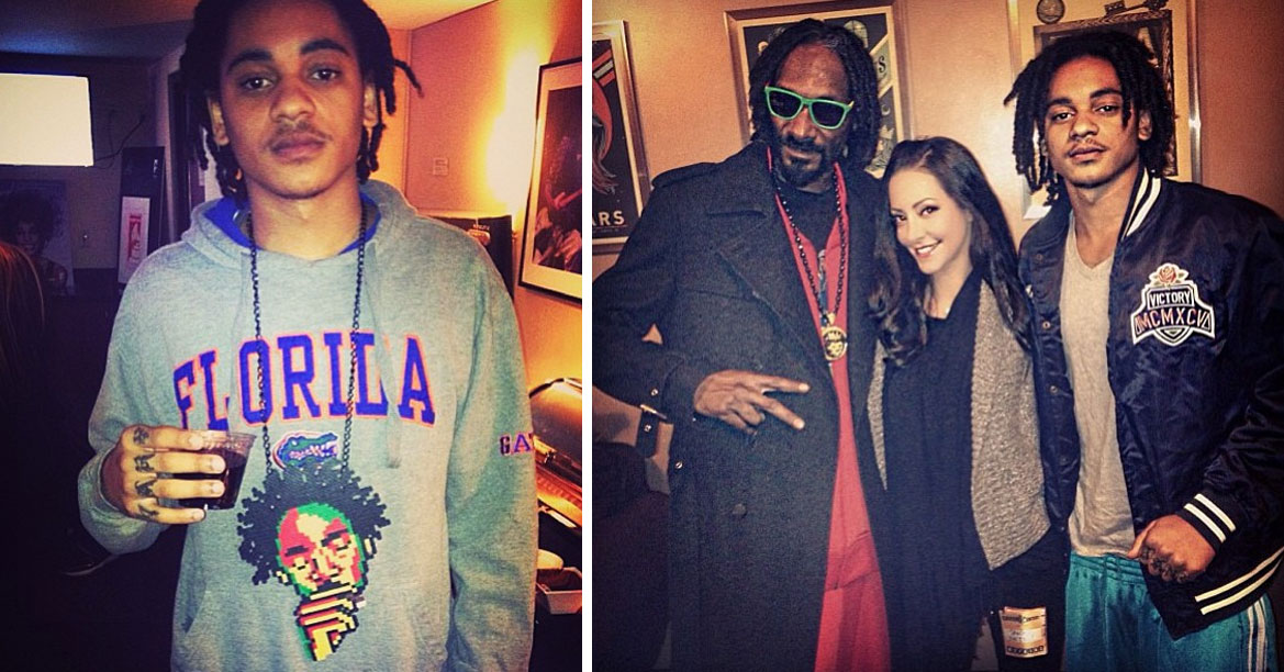 Corde Broadus son Snoop Dogg