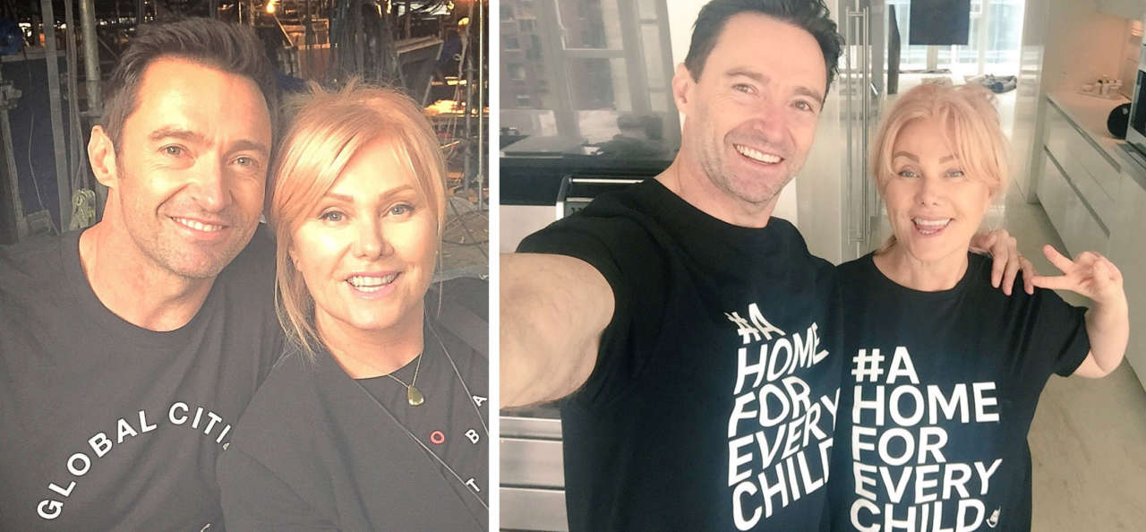 Deborra-Lee Furness wife Hugh Jackman