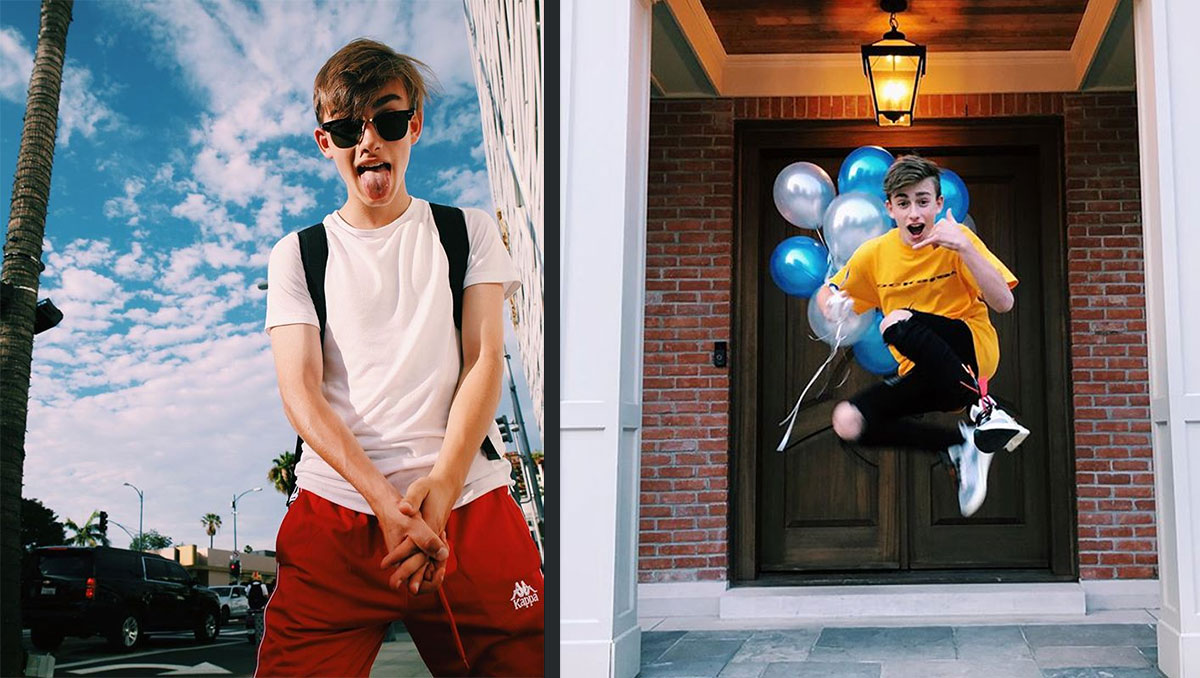Johnny Orlando facts