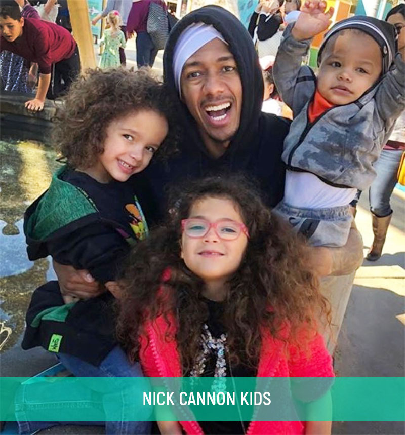 Nick Cannon Family Ex Wife Mariah Carey Kids Parents Familytron