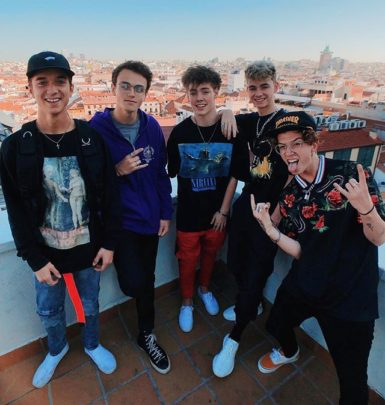 Why Don't We (WDW) biography