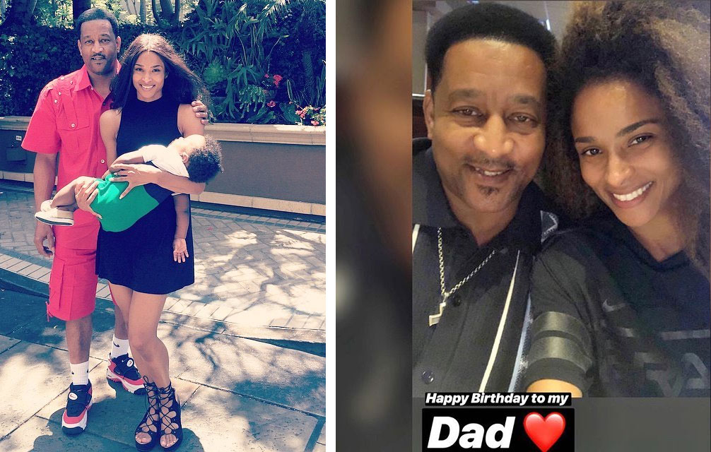 Ciara father