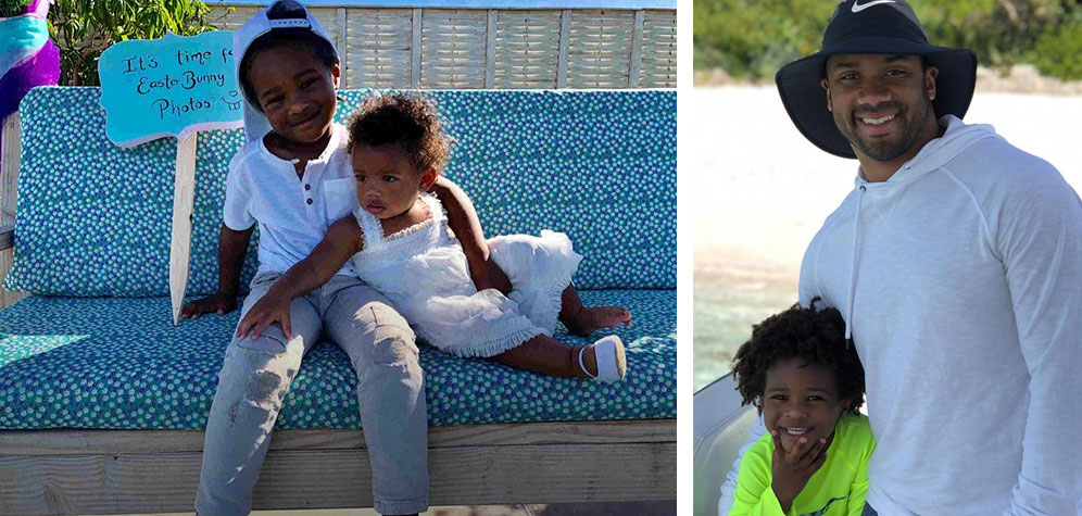 Ciaras Son Future Zahir Wilburn: Ciara Family In Detail: Husband, Kids, Parents, Baby