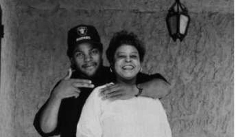 Doris Benjamin mother Ice Cube