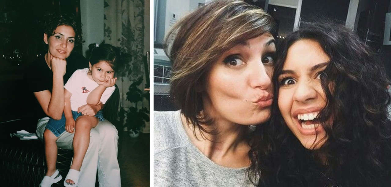 Enza Ciccione mother Alessia Cara