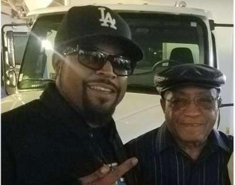 Hosea Jackson father Ice Cube