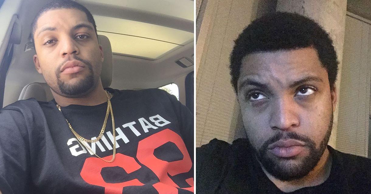 O'Shea Jackson Jr. son Ice Cube