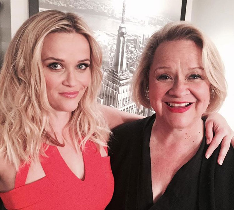 Reese Witherspoon mother