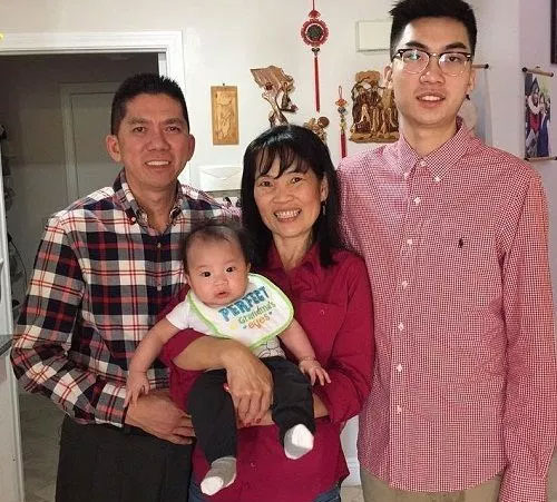 RiceGum (Bryan Le) parents