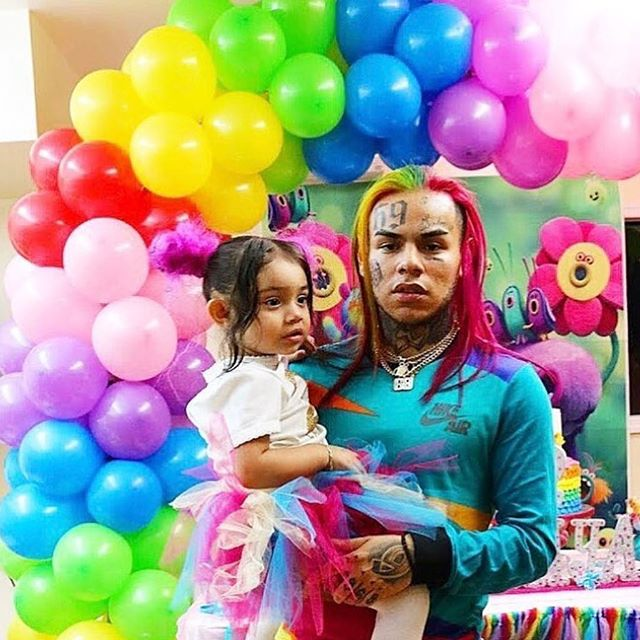 Daughter Tekashi69