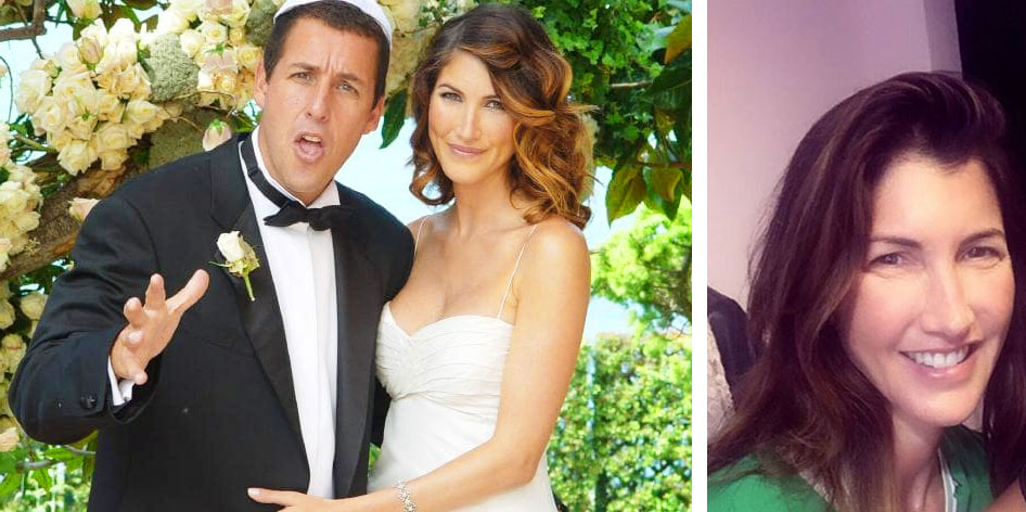 Adam Sandler family: w...
