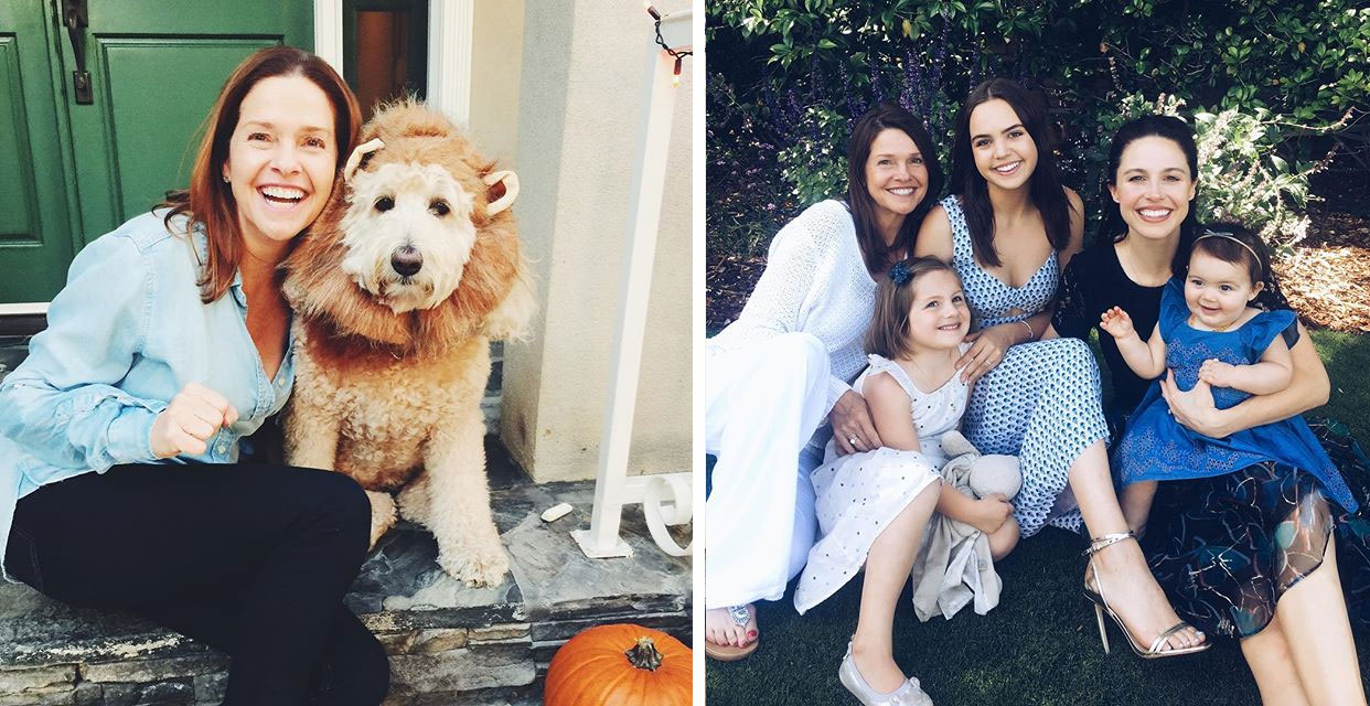 Bailee Madison mother