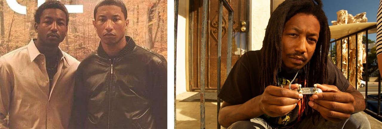 Cato Williams brother Pharrell