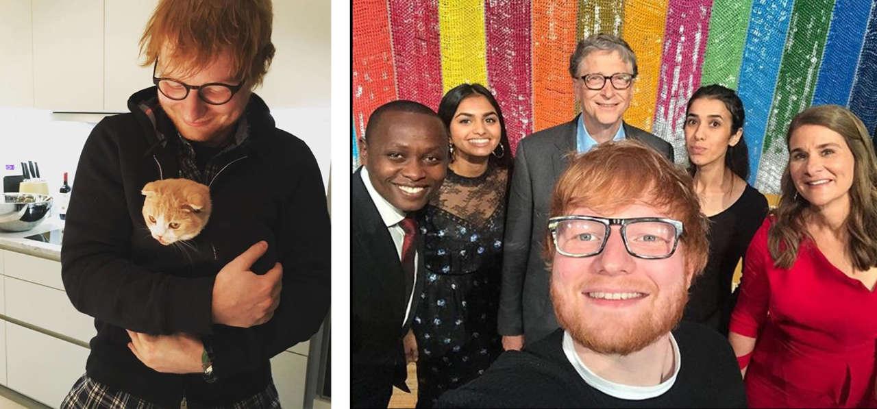 Ed Sheeran bio