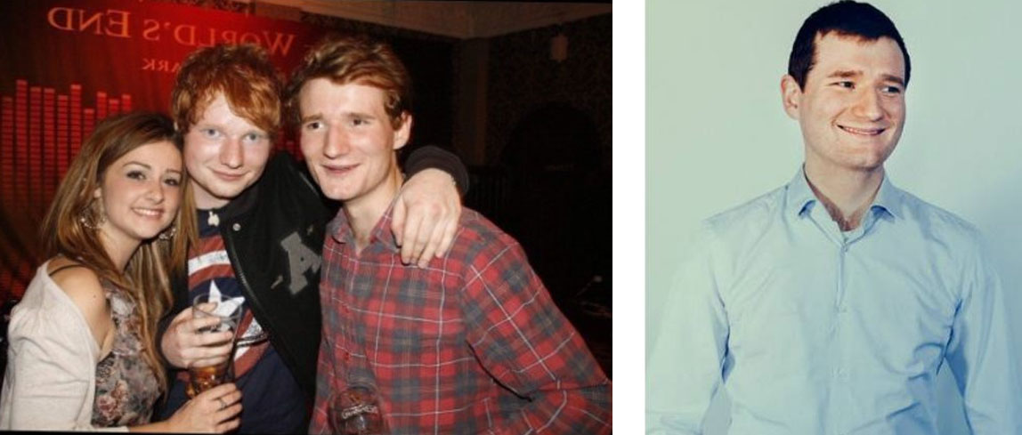 Ed Sheeran brother