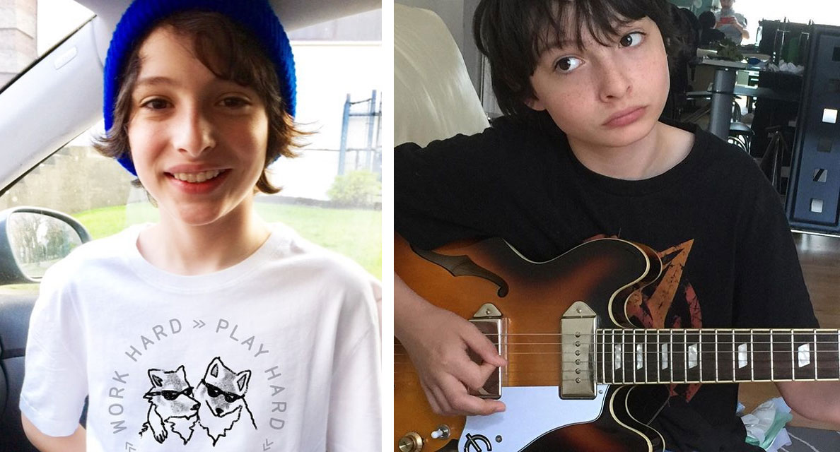 Finn Wolfhard Interesting and fun facts