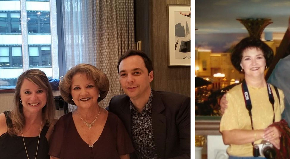 Jim Parsons mother