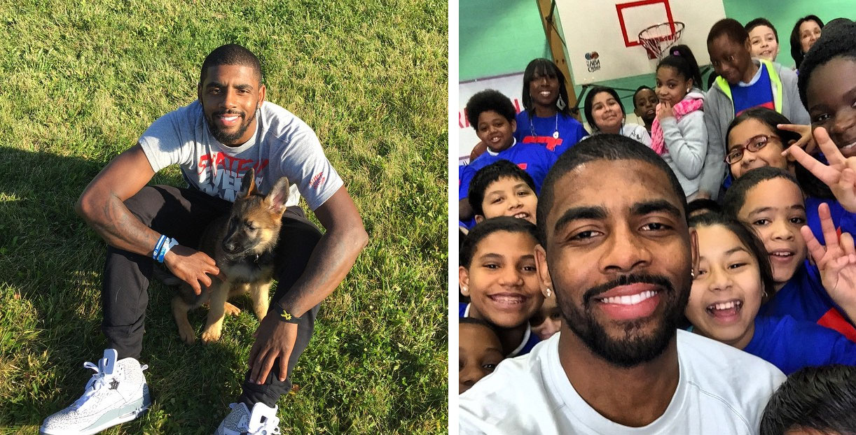 Kyrie Irving Interesting and fun facts