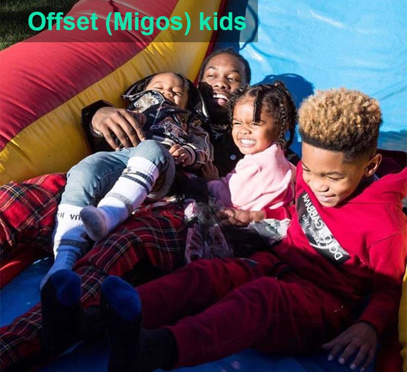 Offset (Migos) kids