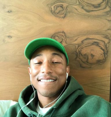 Pharrell Williams biography