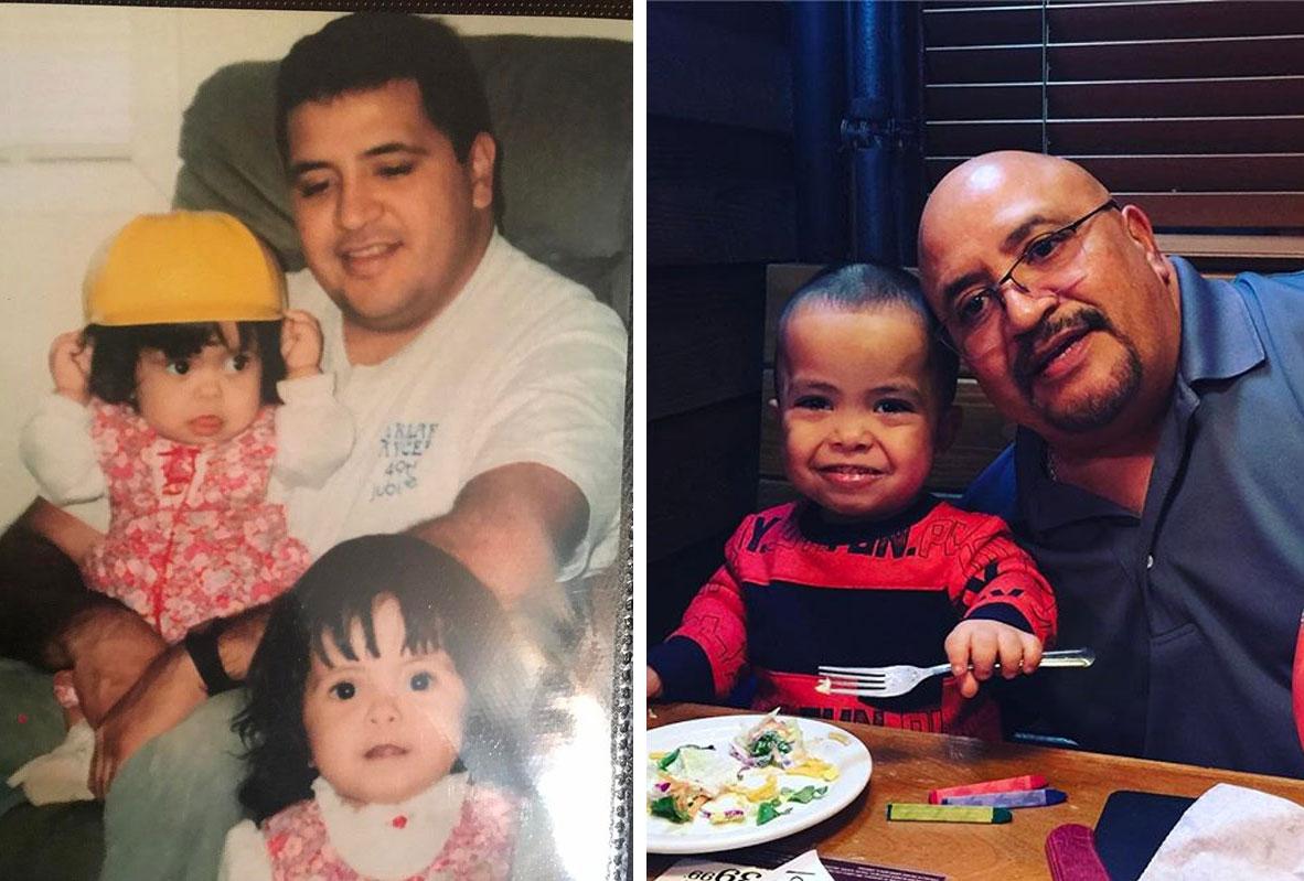 Amanda Salinas father