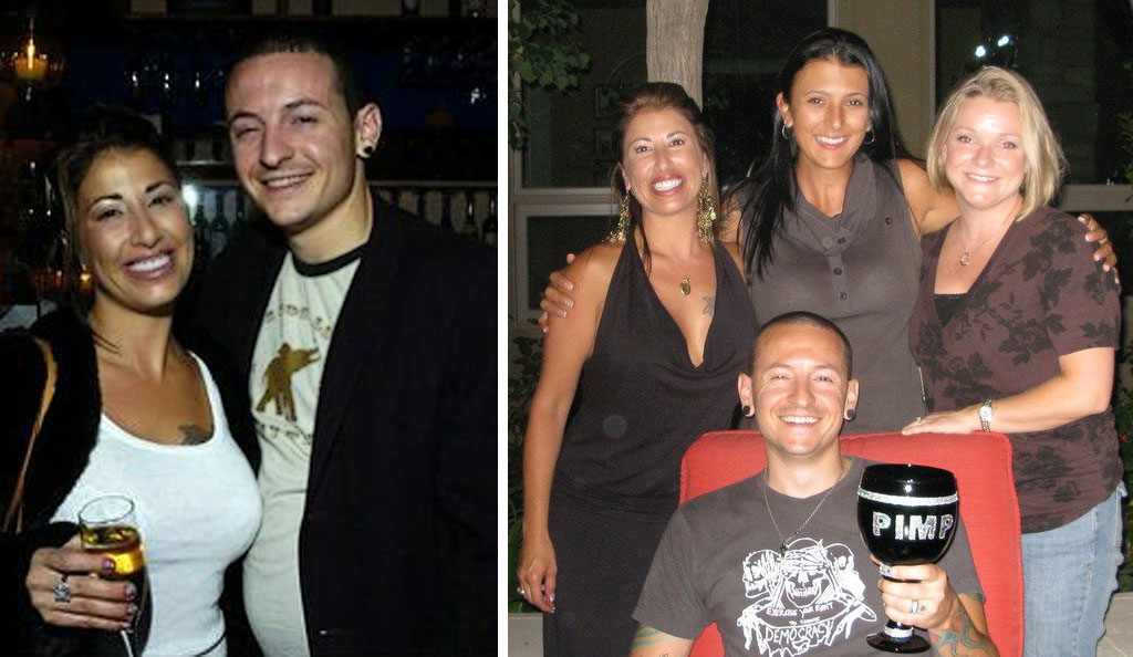 Chester Bennington ex wife