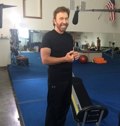 Chuck Norris biography