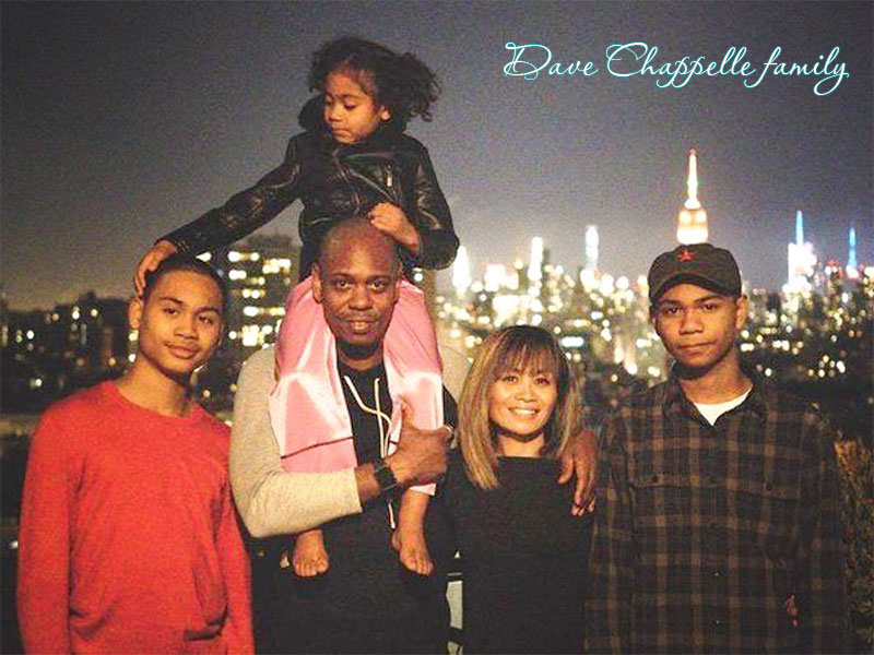 15+ Dave Chappelle Family