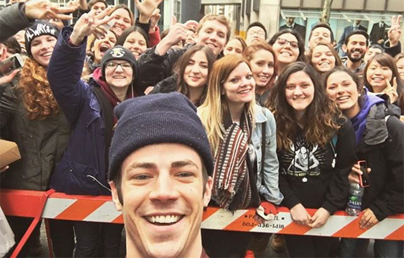 Grant Gustin facts