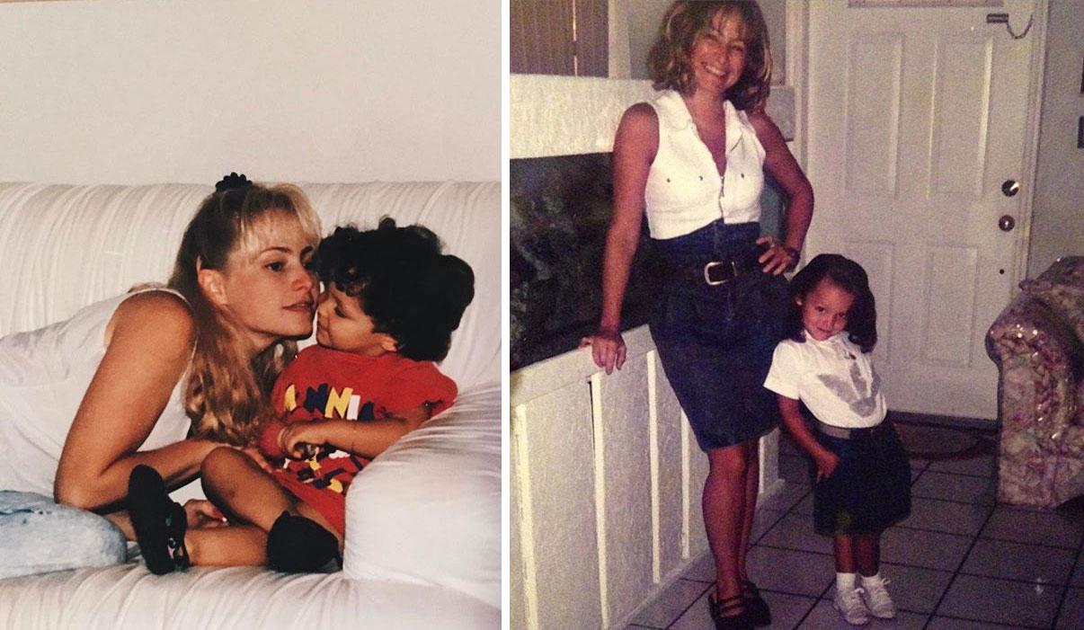 Kathleen Fuentes mom
