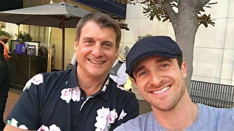 Matthew Hussey father