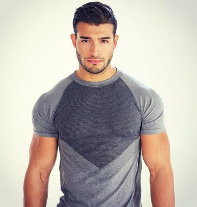 Sam Asghari biography