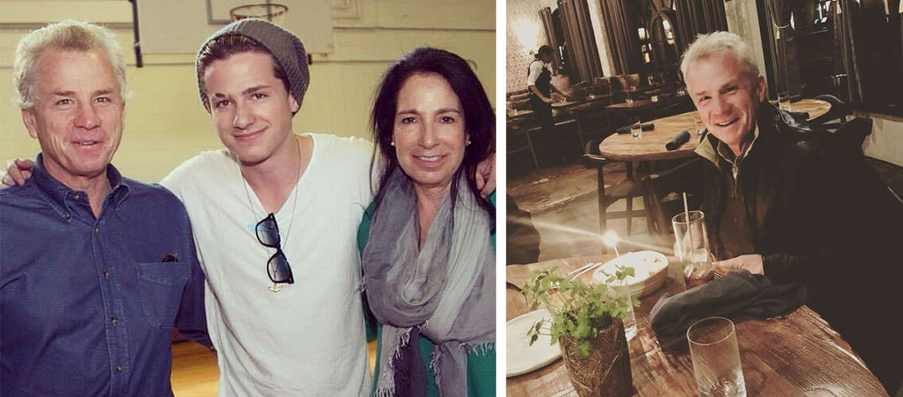 Charlie Puth father