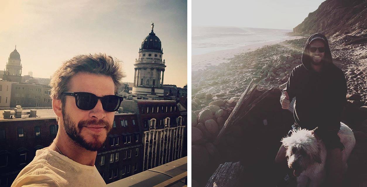 Chris Hemsworth brother