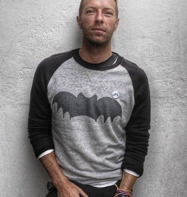 Chris Martin biography
