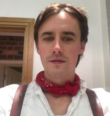 Reeve Carney biography