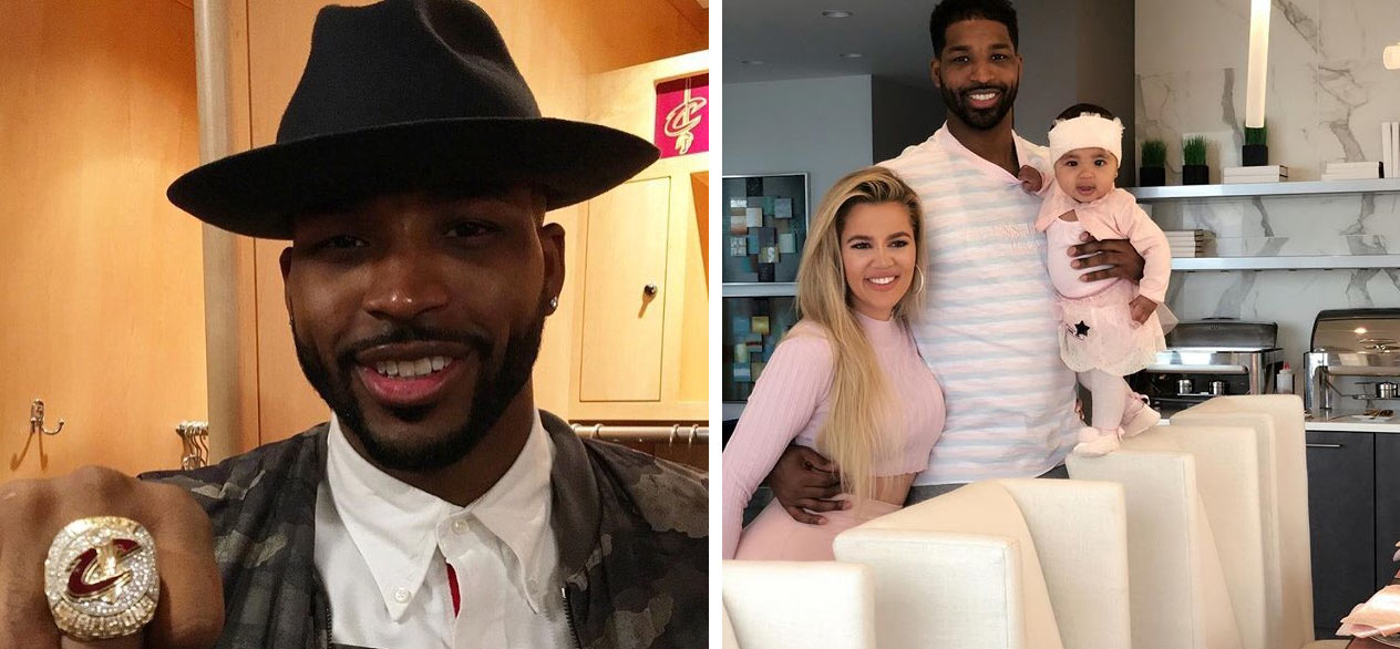 Tristan Thompson Khloé Kardashian husband