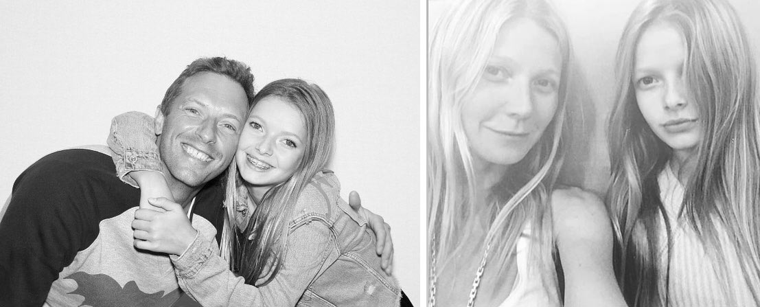 Gwyneth Paltrow daughter kids