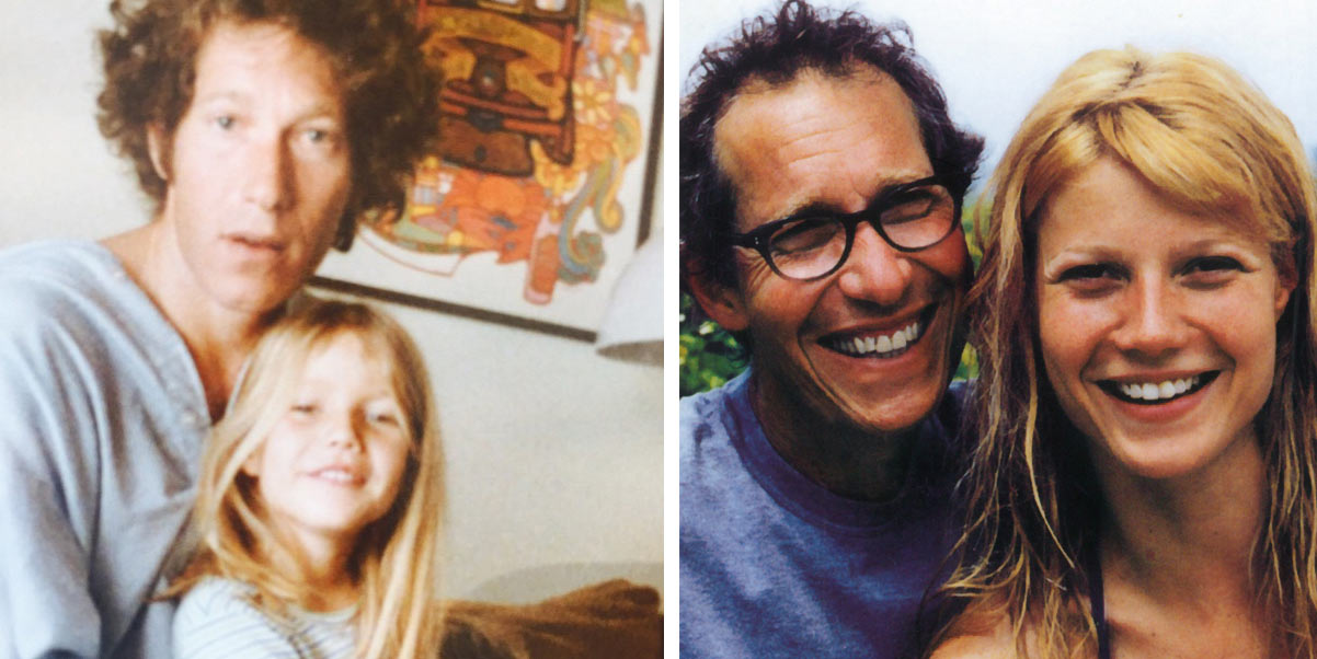 Gwyneth Paltrow father