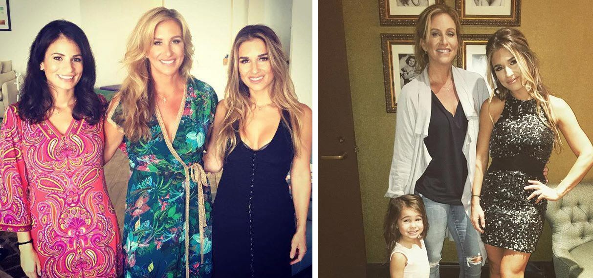 Karen Parker mother Jessie James Decker