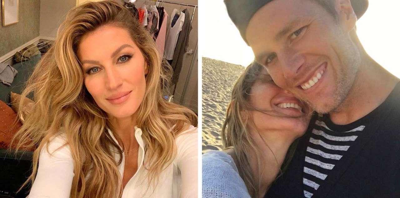 Tom Brady wife Gisele Bundchen