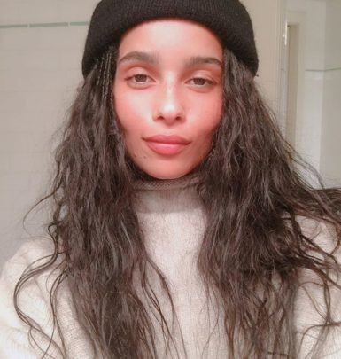 Zoë Kravitz biography