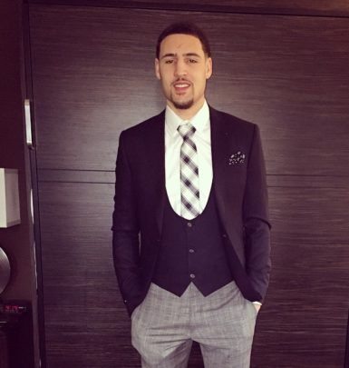 Klay Thompson biography