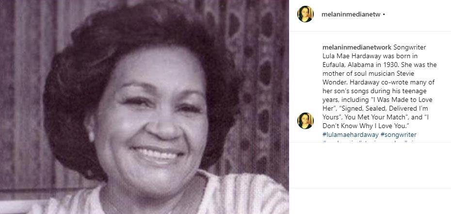 Lula Mae Hardaway
