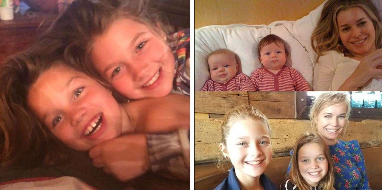 Rebecca Romijn daughter