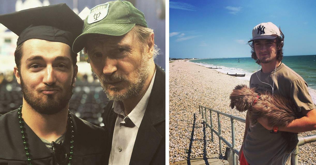 Daniel Neeson son Liam Neeson