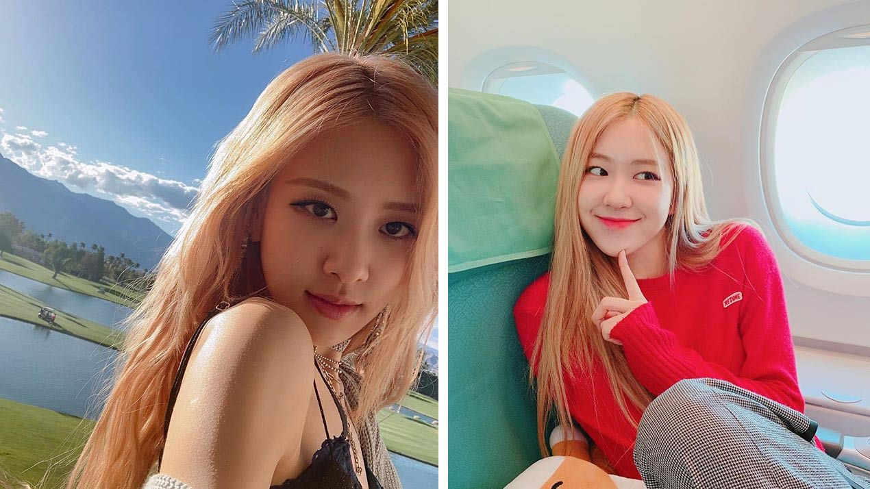 Rosé (Blackpink) family in detail: mother, father, sister - Familytron